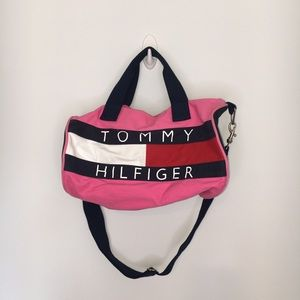 VINTAGE | TOMMY HILFIGER | OS | SMALL DUFFLE BAG
